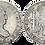 Thumbnail: 1818_MEJICO.JJ. 8 REALES. MBC+/EBC-