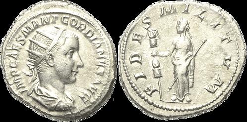 GORDIANO III. Antoniniano. EBC+/EBC. RIC 1