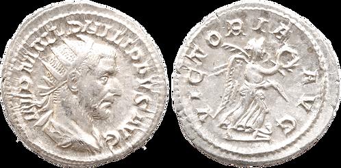 FILIPO I. Antoniniano. SC-. RIC49