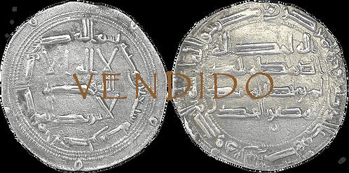 ABDERRAHMAN I. DIRHAM. 170 H. EBC-