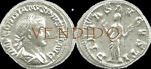 GORDIANO III. Denario. EBC