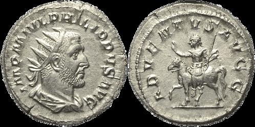 FILIPO I. Antoniniano. SC-/EBC+. RIC 26B