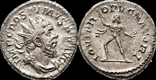 POSTUMO. Antoniniano. EBC-. RIC 72