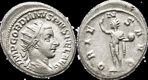 GORDIANO III. Antoniniano. EBC-/MBC+. RIC213