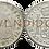 Thumbnail: CARLOS IV. 1793_LIMA, IJ. 8 reales. MBC+/EBC-