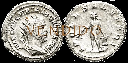 TREBONIANO GALO. Antoniniano. EBC-. RIC 32