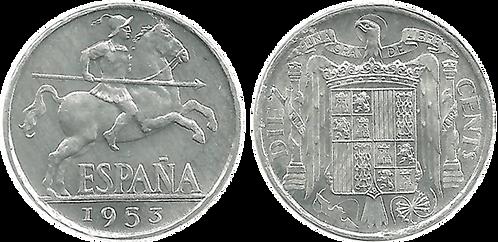 10 CTS. 1953. (SC)