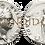 Thumbnail: VESPASIANO. Denario. EBC/EBC-. RIC 849