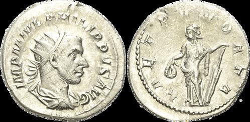 FILIPO I. Antoniniano. EBC-. RIC 35B