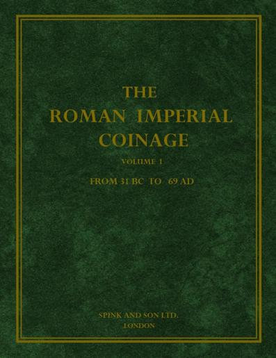 Roman Imperial Coinage Vol. I