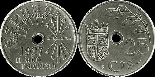 25 CTS. 1937. (EBC-)
