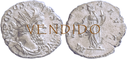 POSTUMO. Antoniniano. EBC+. RIC 75