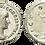 Thumbnail: GORDIANO III. Antoniniano. SC-/EBC+. RIC 5