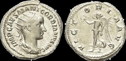 GORDIANO III. Antoniniano. SC-/EBC+. RIC 5