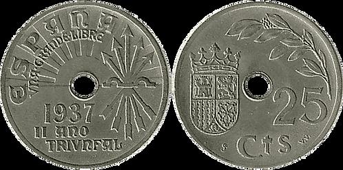 25 CTS. 1937. (EBC)