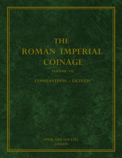 Roman Imperial Coinage Vol. VII