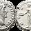 Thumbnail: ANTONINO PIO. Denario. EBC-/MBC+. RIC 189