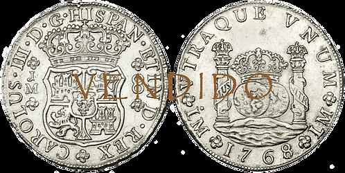 1768_LIMA_JM. 8 reales. MBC+