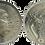 Thumbnail: 25 PESETAS, 1957 (*65). SC