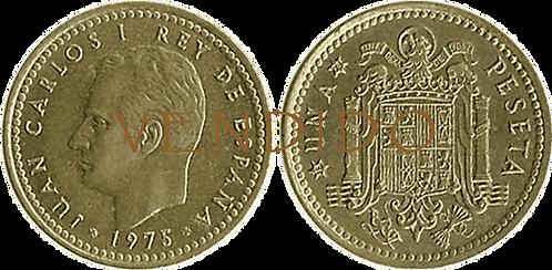 1 PESETA, 1975 (*19, *78). SC