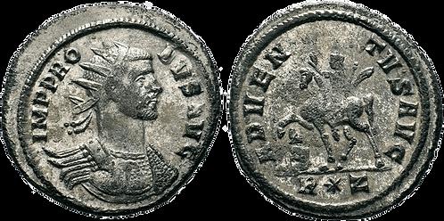 PROBO. Aureliano. EBC-. RIC 156
