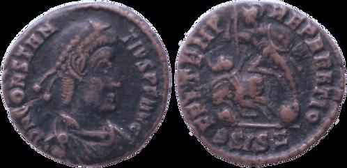 CONSTANCIO II. AE3. MBC+. RIC VIII Siscia 361