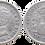 Thumbnail: 50 CTS. 1904 (*0, *4). EBC-