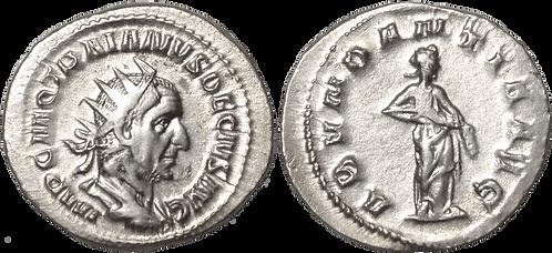 TRAJANO DECIO. Antoniniano. EBC. RIC 10