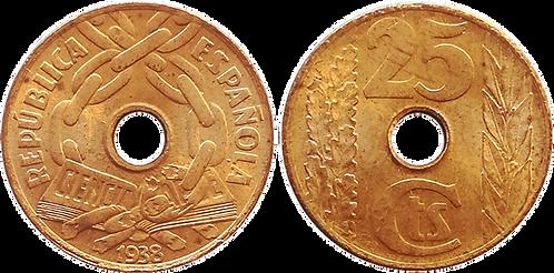 25 CTS. 1938. SC