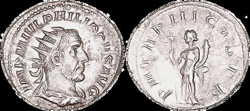 FILIPO I. Antoniniano. EBC/MBC+. RIC 3