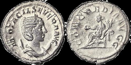 OTACILIA SEVERA. Antoniniano. EBC+. RIC 125