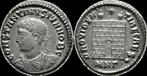 CONSTANTINO II. AE3. EBC-. RIC Nicomedia 126