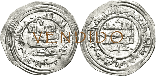 HIXEM II. DIRHAM. 387 H. EBC-