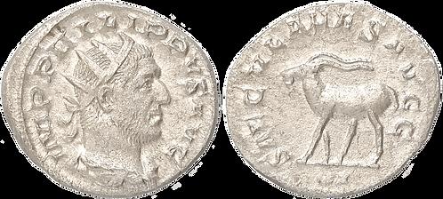 FILIPO I. Antoniniano. EBC-. RIC 21