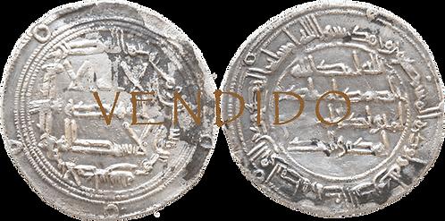 ABDERRAHMAN I. DIRHAM. 165 H. EBC-