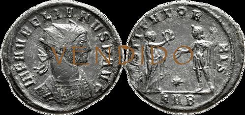 AURELIANO. Antoniniano. EBC-. RIC 298