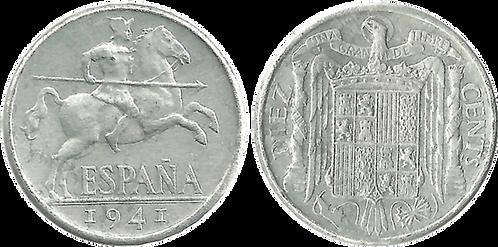 10 CTS. 1941. (EBC)