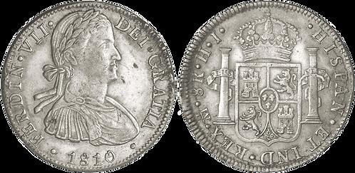 1810_MEJICO.HJ. 8 Reales. MBC+