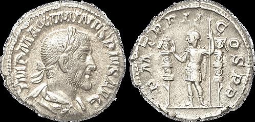 MAXIMINO I. Denario. EBC. RIC 3