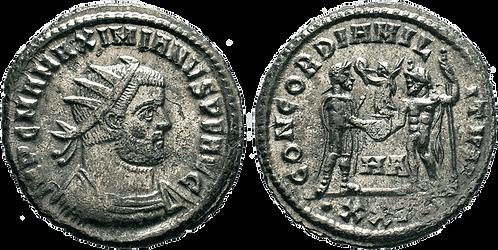MAXIMIANO HERCULEO. Antoniniano. EBC. RIC 595