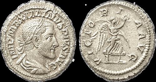 MAXIMINO I. Denario. SC. RIC 16