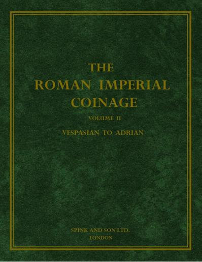 Roman Imperial Coinage Vol. II