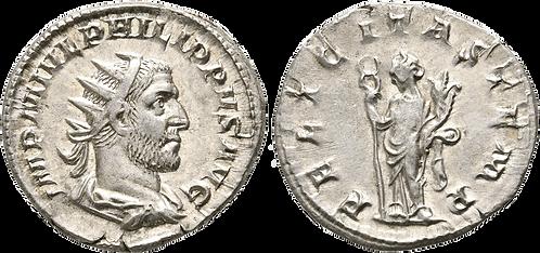 FILIPO I. Antoniniano. EBC+. RIC 31