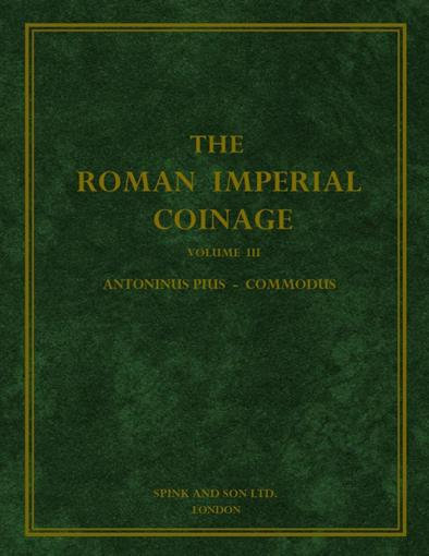 Roman Imperial Coinage Vol. III