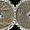 Thumbnail: 50 CTS. 1949 (*51). Flechas Invertidas. SC-