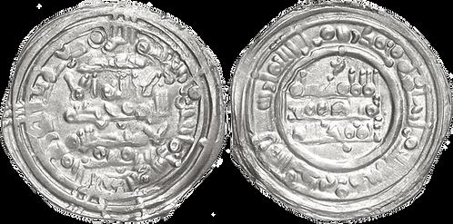 HIXEM II. DIRHAM. 402 H. EBC (2º Reinado)