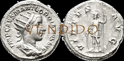 GORDIANO III. Antoniniano. MBC+. RIC 6