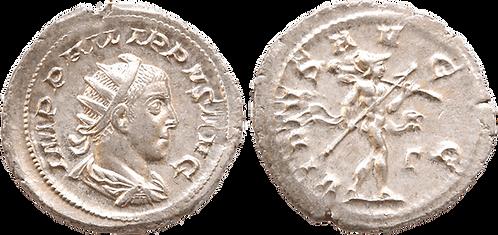FILIPO II. Antoniniano. SC-/EBC+. RIC 223