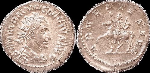 TRAJANO DECIO. Antoniniano. EBC+. RIC 11
