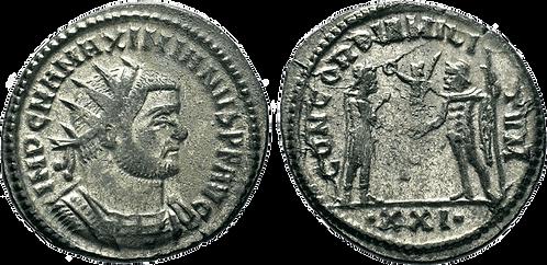 MAXIMIANO HERCULEO. Antoniniano. EBC-. RIC 595
